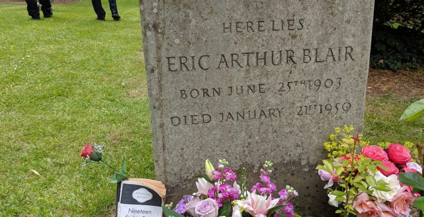 Orwell Grave
