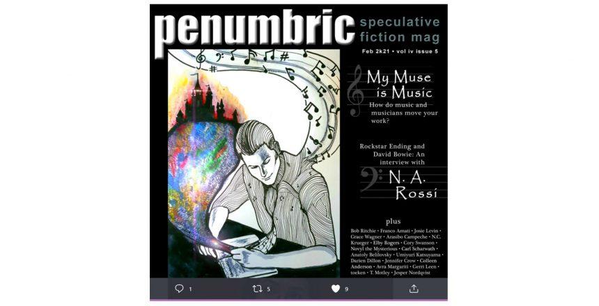 Penumbric magazine cover